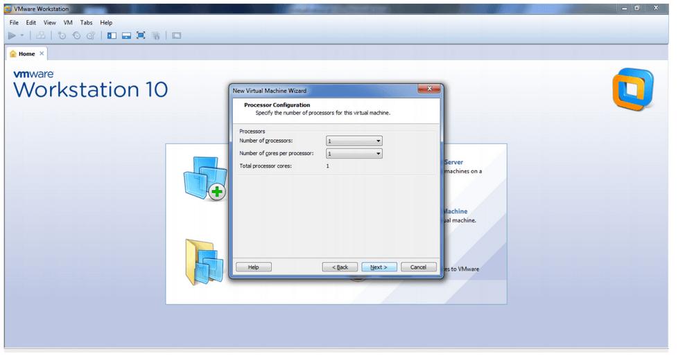 virtualization of linux os