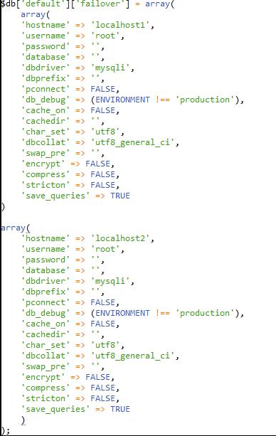Database Configuration3