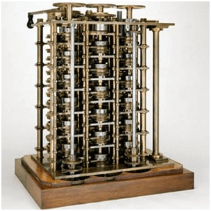 Computer Difference engine 1