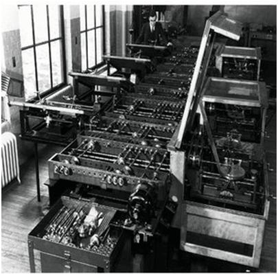 Computer Differential analyzer 1