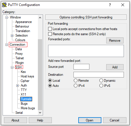 How to Set up SSH SOCKS Tunnel for Private Browsing in Windows