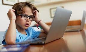 Protect children from harmful material and people on the Internet