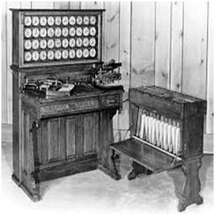 Computer Tabulating machine 1
