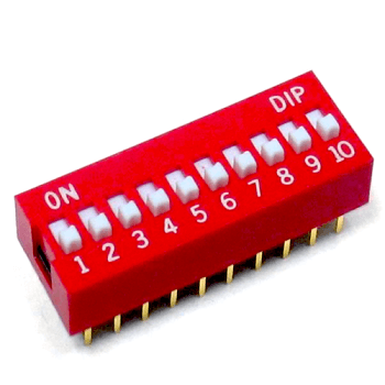 What is a DIP Switch