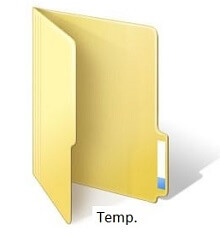 What is a Temporary File