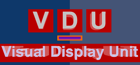 What is a VDU