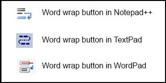 What is Word Wrap