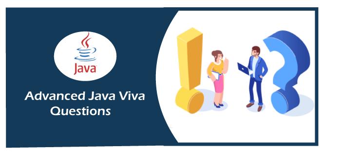 Advanced Java Viva Questions