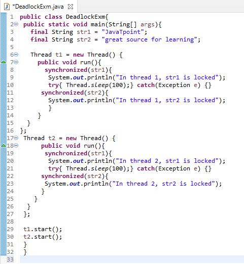 Complex Java Programs