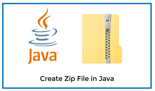 How to Create Zip File in Java