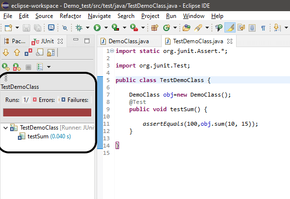 How To Write Test Cases In Java