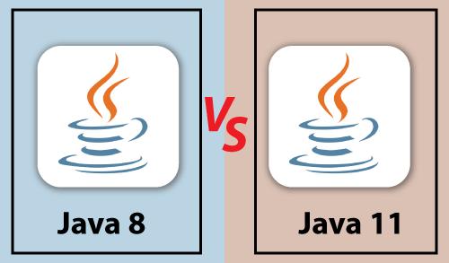 Java 8 v/s Java 11