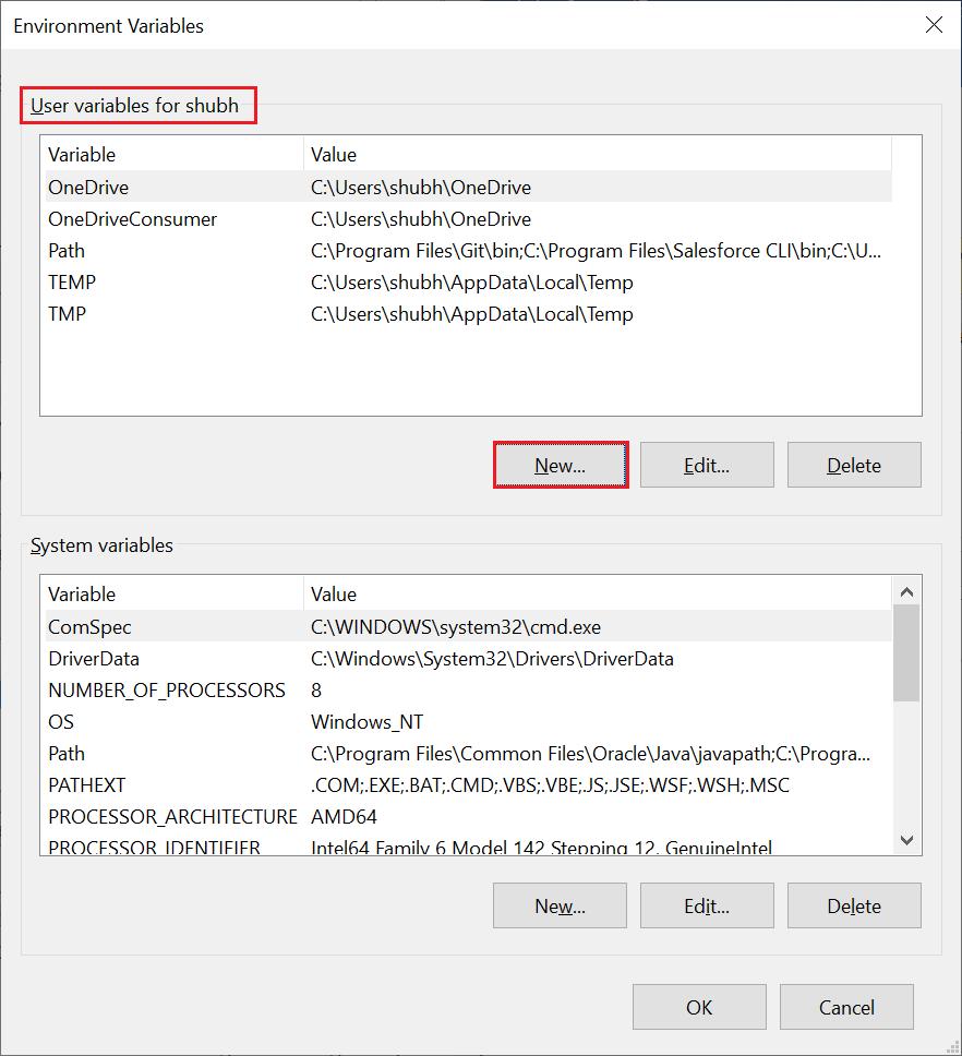 Javac Command Not Found