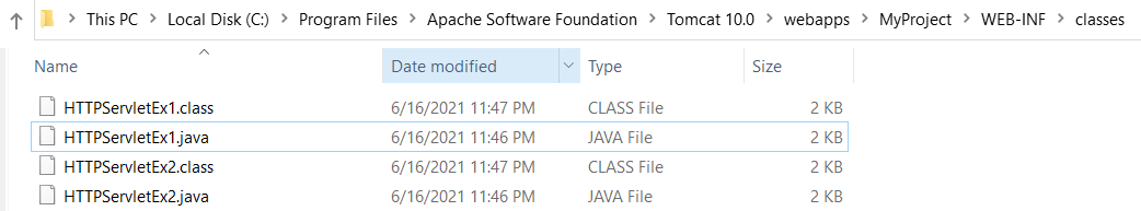 Session Tracking in Java