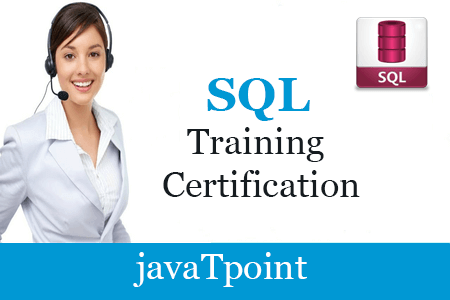 Learn SQL Tutorial - javatpoint
