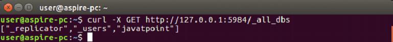 CouchDB Delete database 2