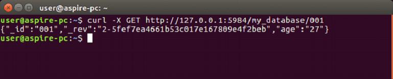 CouchDB Delete document 1