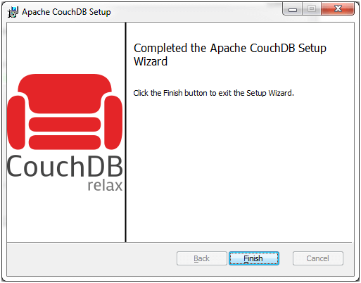 CouchDB Installation 12