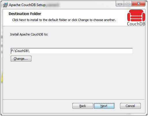 CouchDB Installation 9