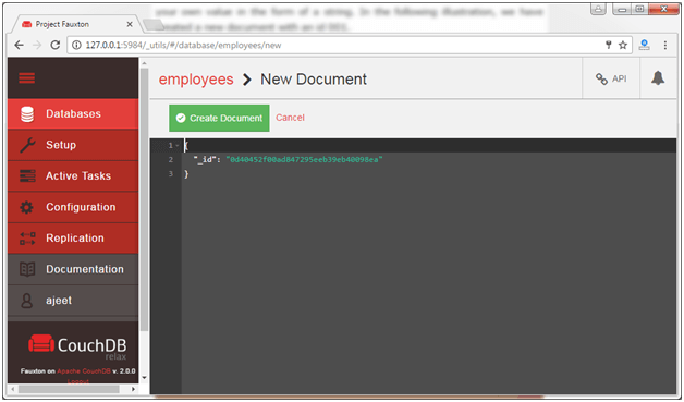 Create Document 2