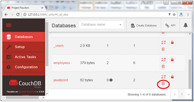 Delete Database 2