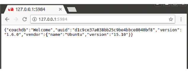 CouchDB Install CouchDB on Linux 5