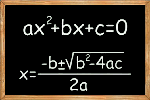 C Program to find the roots of quadratic equation