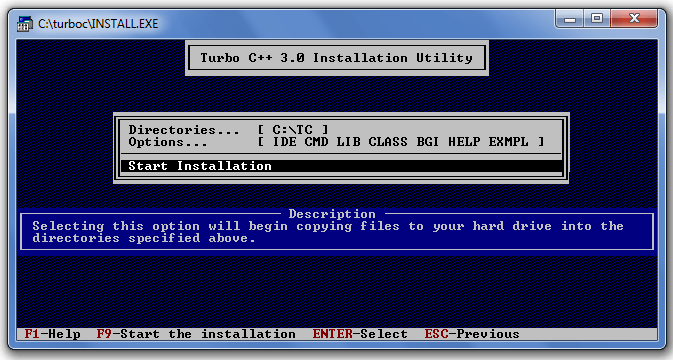 Cpp Installation 5