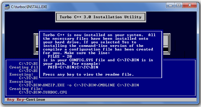 Cpp Installation 6