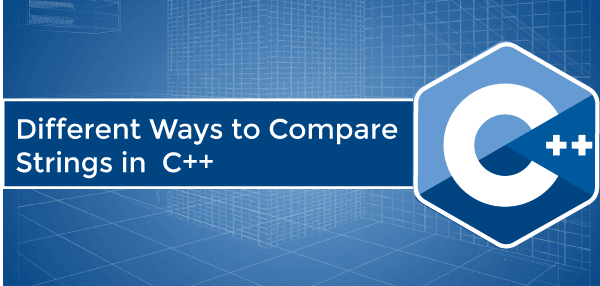 Different Ways to Compare Strings in C++