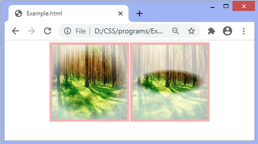 CSS masking