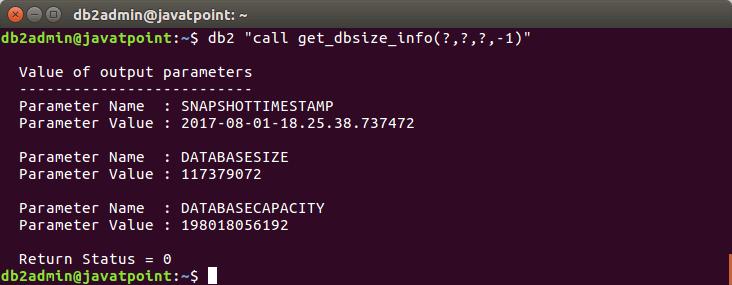 Configure Database