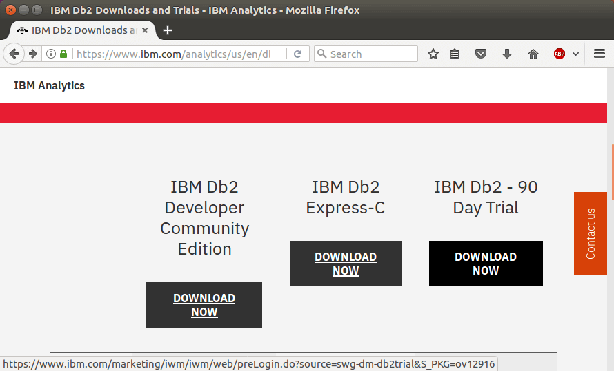 Ibm Db2 Developer Community Edition