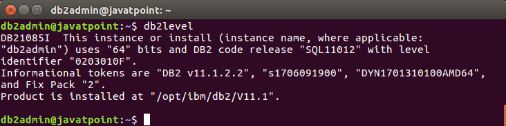 Install DB2 on Linux