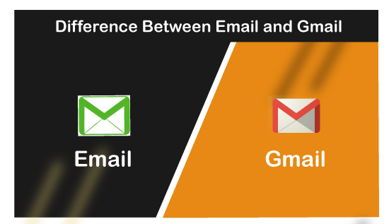 Email vs Gmail
