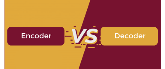 encoder vs decoder