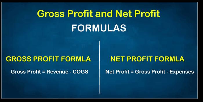 Gross Profit vs Net Profit