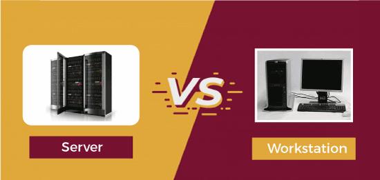 server vs workstation
