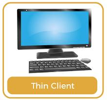 thin client vs thick client