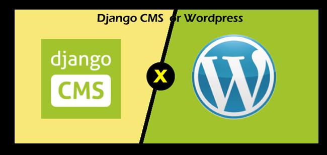 Django CMS vs. Wordpress
