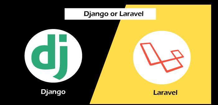 Django vs. Laravel