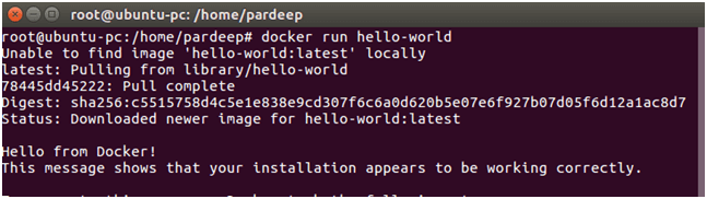 Docker Installation 12