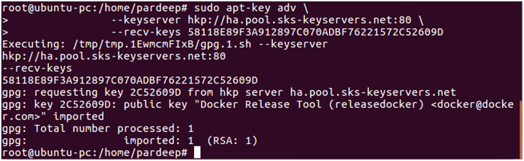 Docker Installation 3