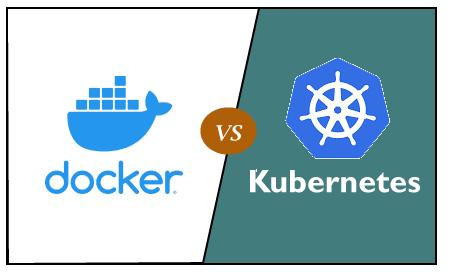 Docker vs. Kubernetes