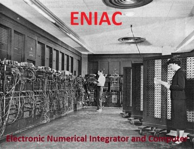 ENIAC Full Form