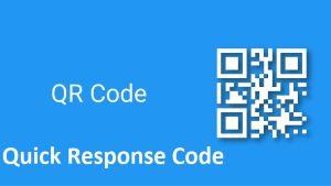 QR Code Full Form