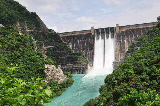 Largest Dam in India