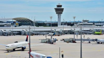Top International Airports in India