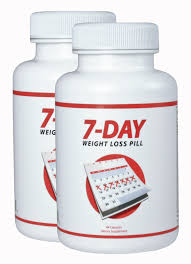 7-Day Weight Loss Pill