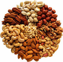 eat dry fruits